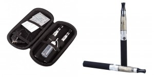 twin pack e-cig starter kit